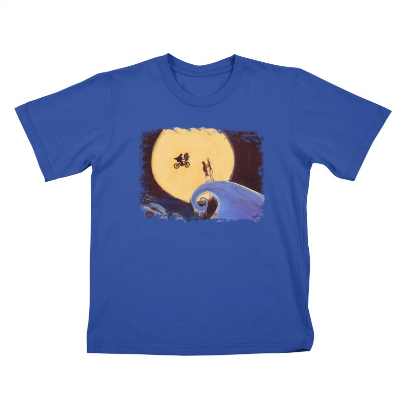 What's That? Kids T-Shirt by mellypereda's Artist Shop