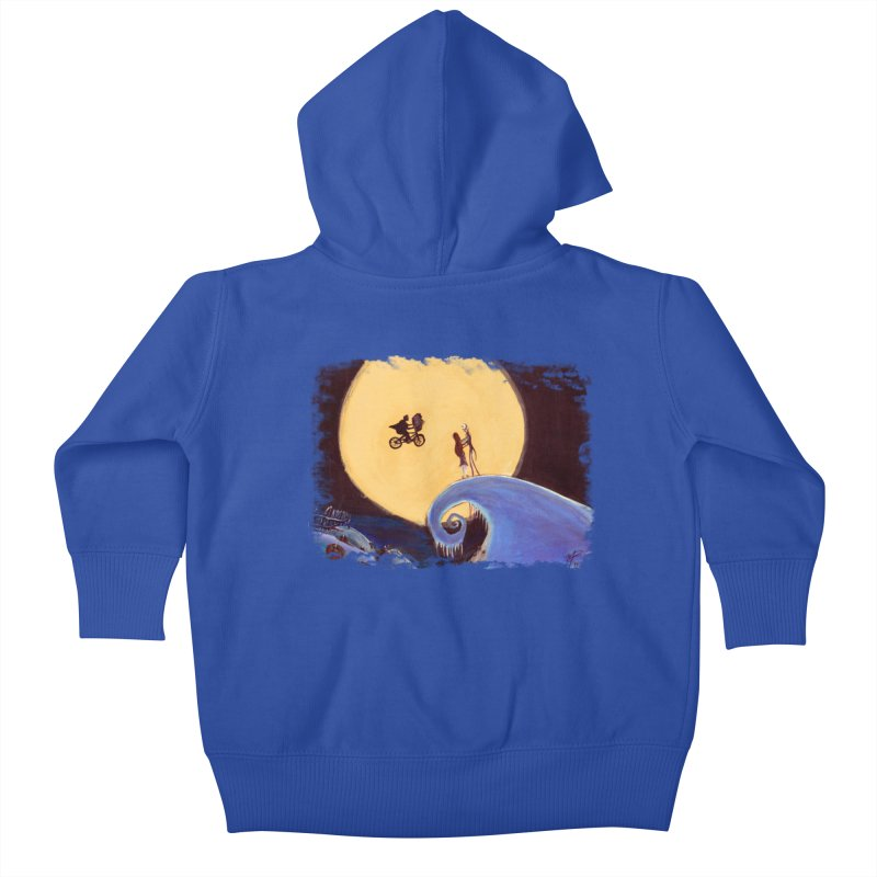 What's That? Kids Baby Zip-Up Hoody by mellypereda's Artist Shop