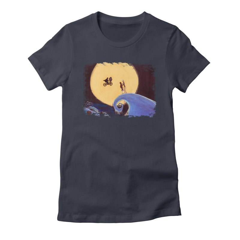 What's That? Women's Fitted T-Shirt by mellypereda's Artist Shop