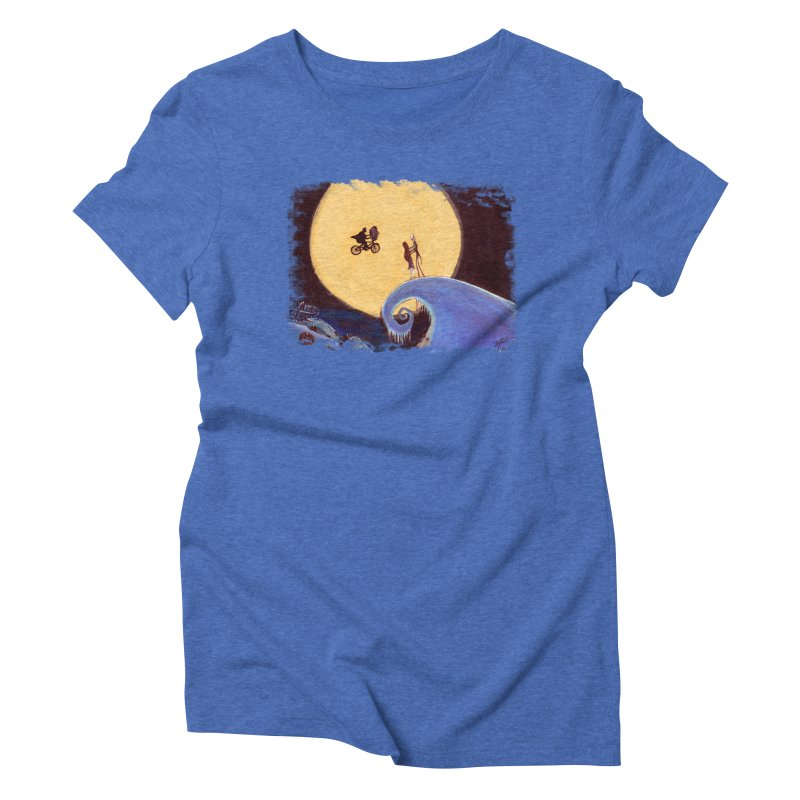 What's That? Women's Triblend T-Shirt by mellypereda's Artist Shop