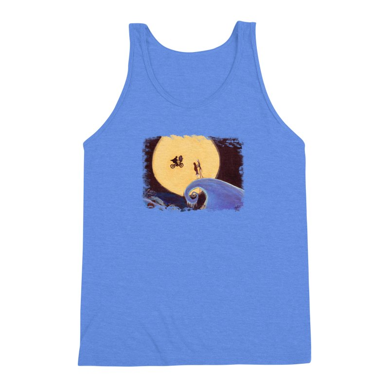What's That? Men's Triblend Tank by mellypereda's Artist Shop