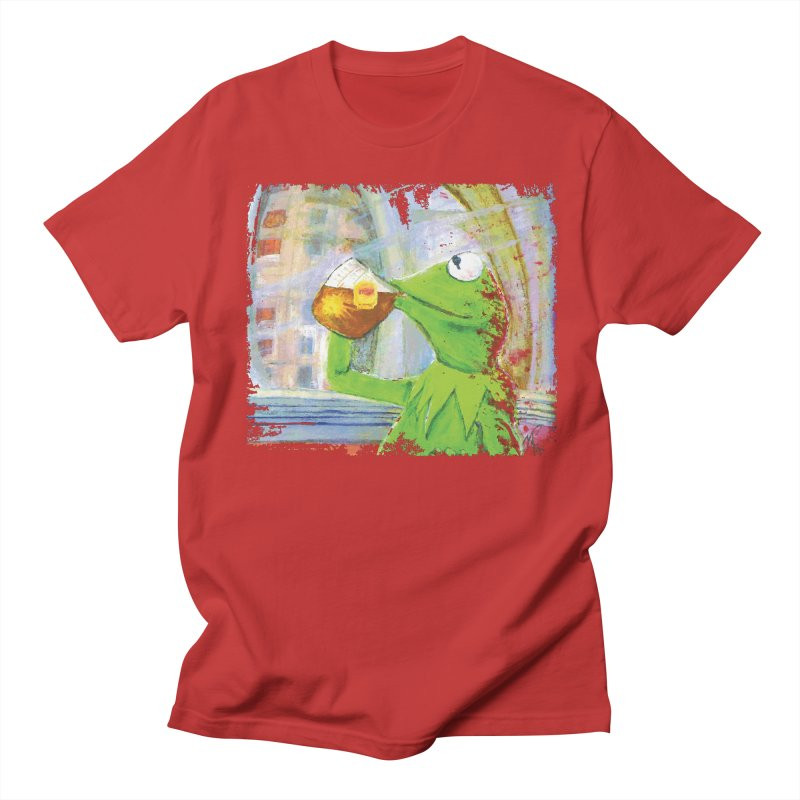 But That's None of My Business Men's T-Shirt by mellypereda's Artist Shop