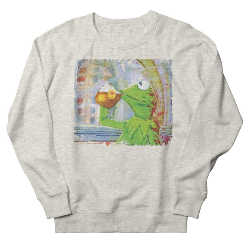 But That's None of My Business Women's Sweatshirt by mellypereda's Artist Shop