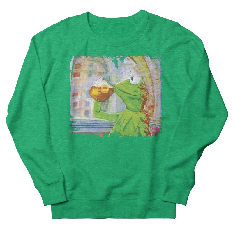 But That's None of My Business Men's Sweatshirt by mellypereda's Artist Shop