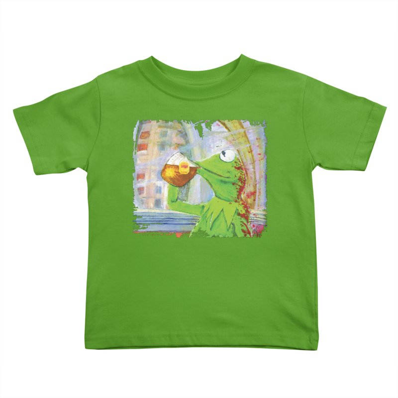 But That's None of My Business Kids Toddler T-Shirt by mellypereda's Artist Shop