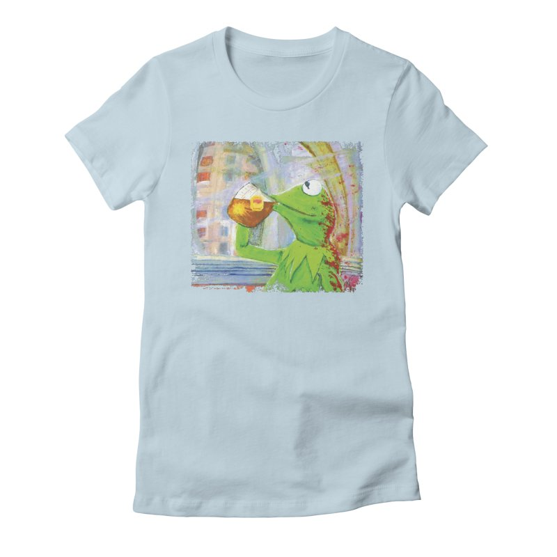 But That's None of My Business Women's T-Shirt by mellypereda's Artist Shop
