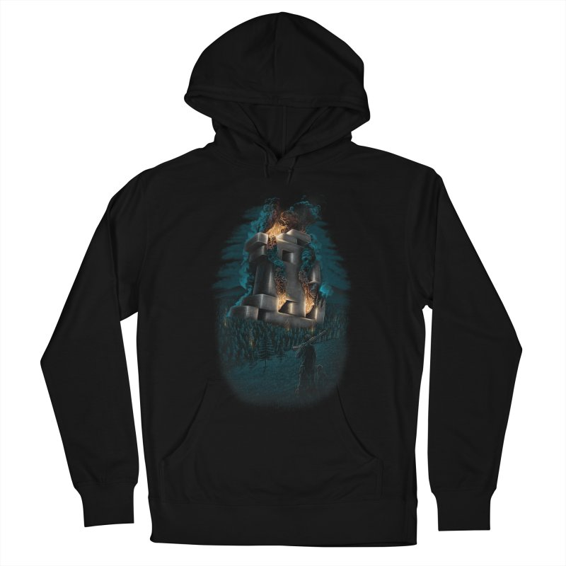 1978 Crash Site Men's French Terry Pullover Hoody by Threadless T-shirt Artist Shop - Melmike - Michael