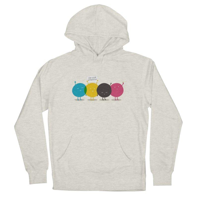 End Color Separation Men's Pullover Hoody by Threadless T-shirt Artist Shop - Melmike - Michael