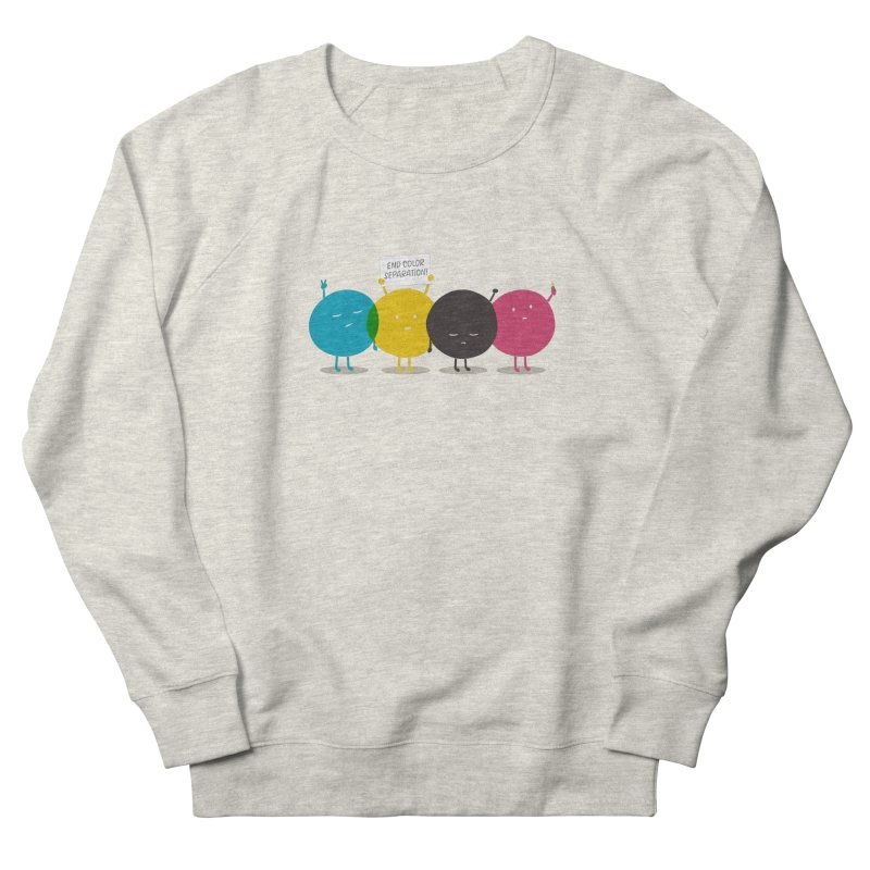 End Color Separation Men's Sweatshirt by Threadless T-shirt Artist Shop - Melmike - Michael