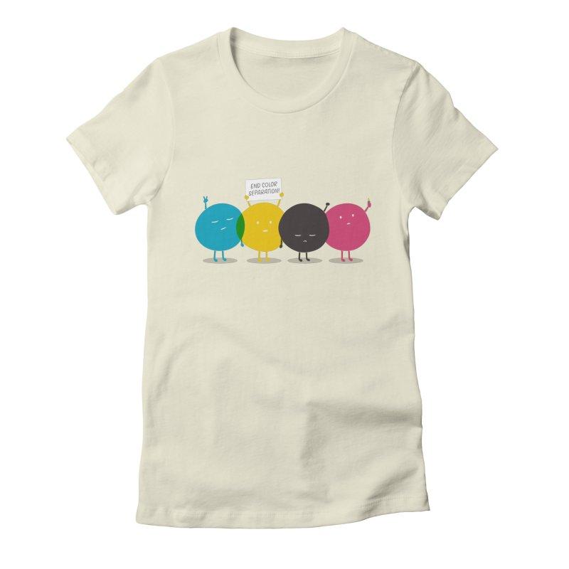 End Color Separation   by Threadless T-shirt Artist Shop - Melmike - Michael