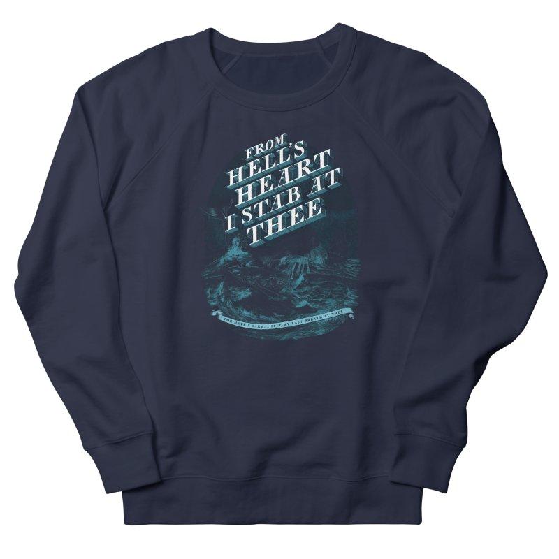 From Hell's Heart Men's Sweatshirt by Threadless T-shirt Artist Shop - Melmike - Michael