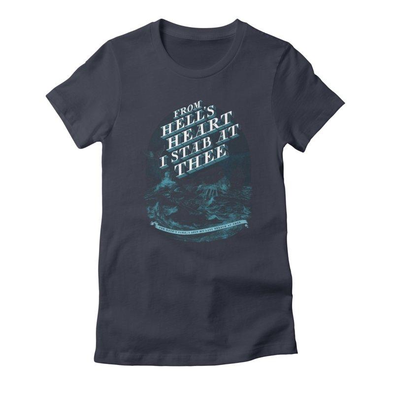 From Hell's Heart   by Threadless T-shirt Artist Shop - Melmike - Michael