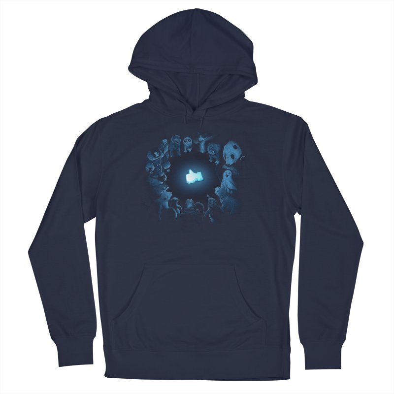 Kings of the Internets Men's Pullover Hoody by Threadless T-shirt Artist Shop - Melmike - Michael