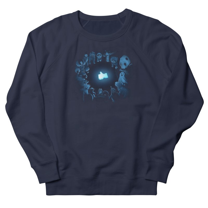 Kings of the Internets Women's Sweatshirt by Threadless T-shirt Artist Shop - Melmike - Michael