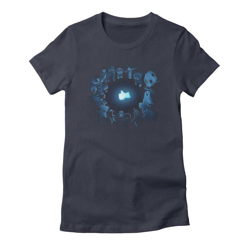 Kings of the Internets   by Threadless T-shirt Artist Shop - Melmike - Michael