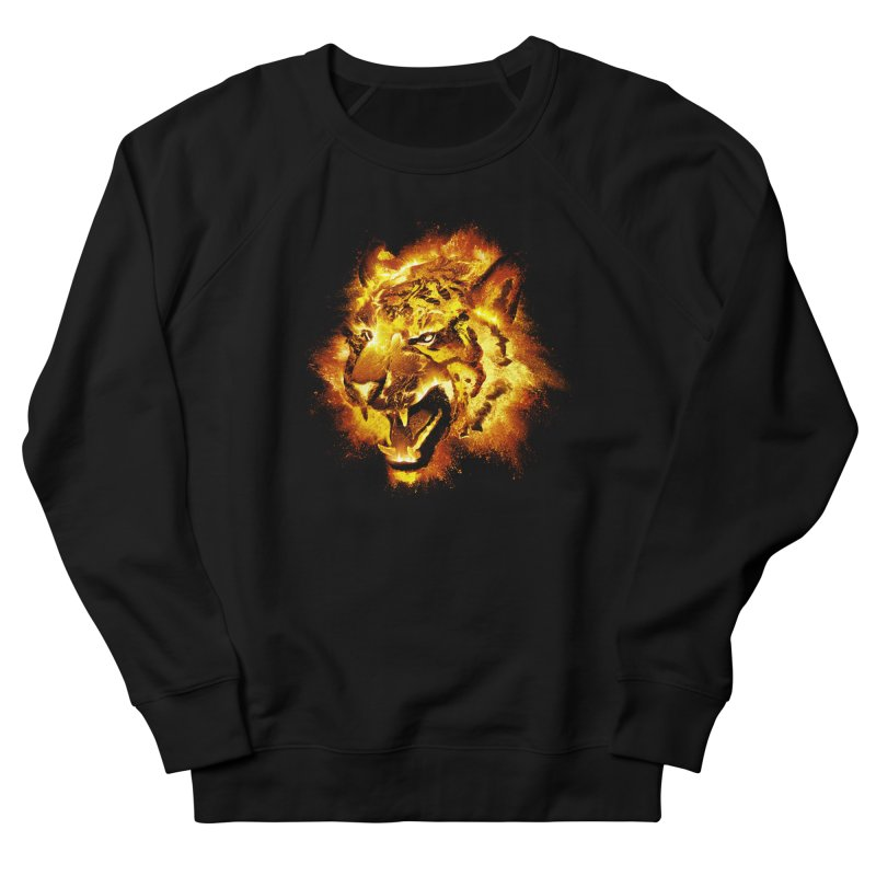 One Thousand Degrees of Death Men's Sweatshirt by Threadless T-shirt Artist Shop - Melmike - Michael