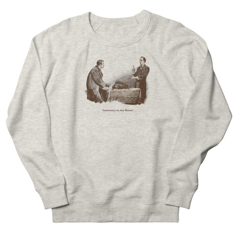 Sedimentary, My Dear Watson Men's  by Threadless T-shirt Artist Shop - Melmike - Michael