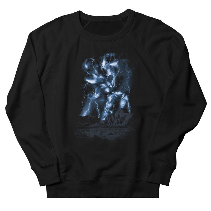 Skyfather Rising Men's French Terry Sweatshirt by Threadless T-shirt Artist Shop - Melmike - Michael
