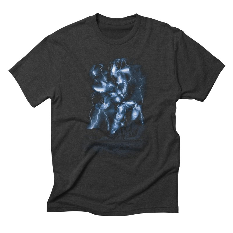 Skyfather Rising Men's Triblend T-Shirt by Threadless T-shirt Artist Shop - Melmike - Michael
