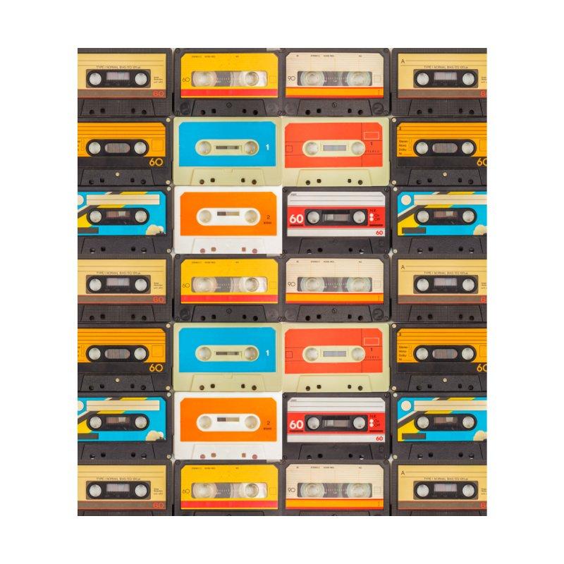 Favorite Mixtape Home Duvet by MELOGRAPHICS