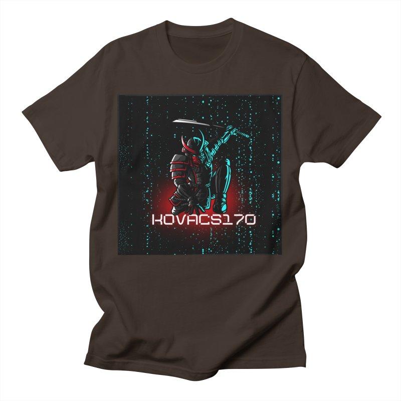KoVacs170 | Rough Edges Men's T-Shirt by MELOGRAPHICS