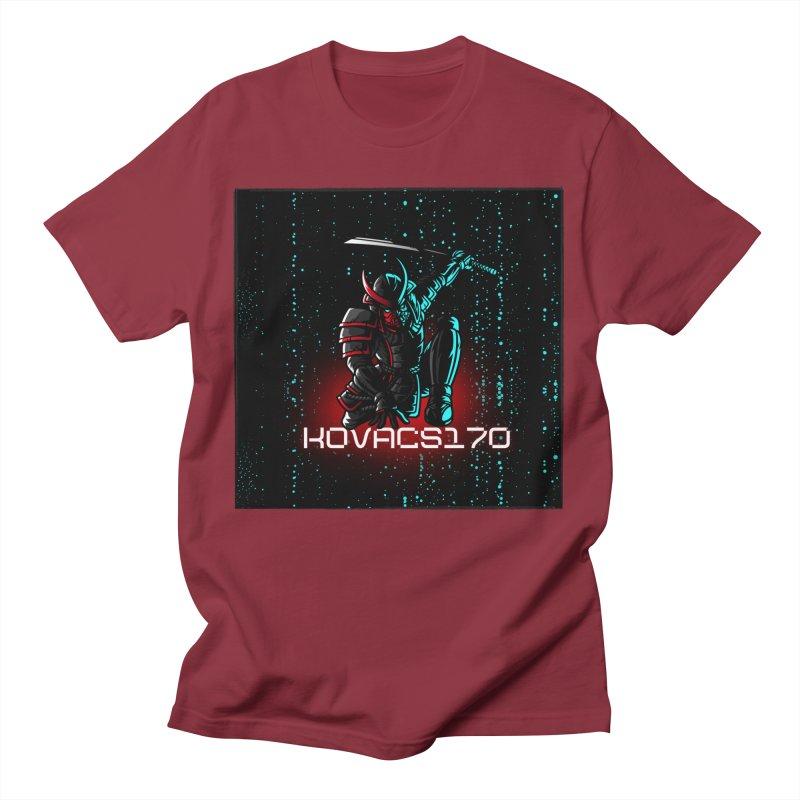 KoVacs170   Rough Edges Men's T-Shirt by MELOGRAPHICS
