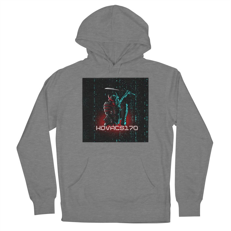 KoVacs170 | Rough Edges Women's Pullover Hoody by MELOGRAPHICS