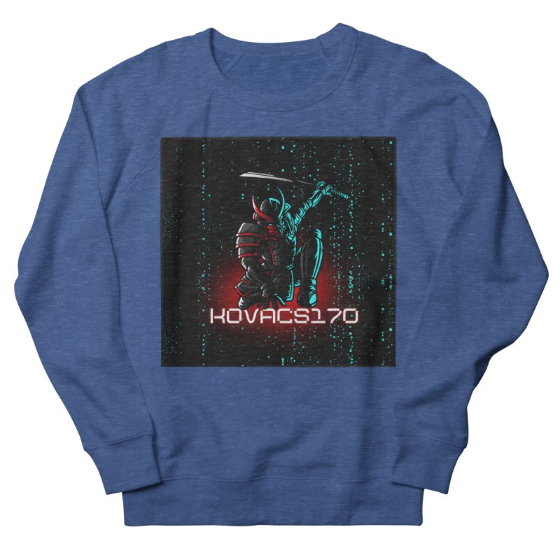 KoVacs170 | Rough Edges Men's Sweatshirt by MELOGRAPHICS