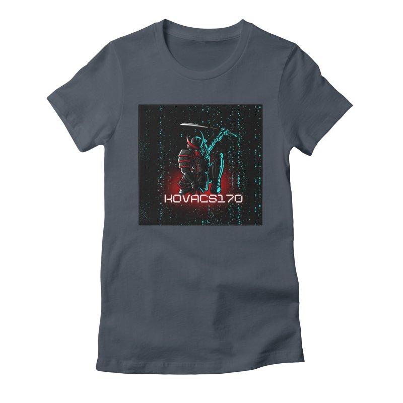 KoVacs170 | Rough Edges Women's T-Shirt by MELOGRAPHICS