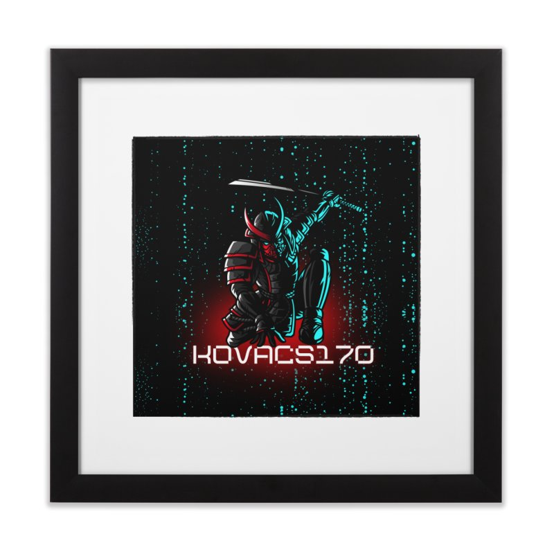 KoVacs170 | Rough Edges Home Framed Fine Art Print by MELOGRAPHICS