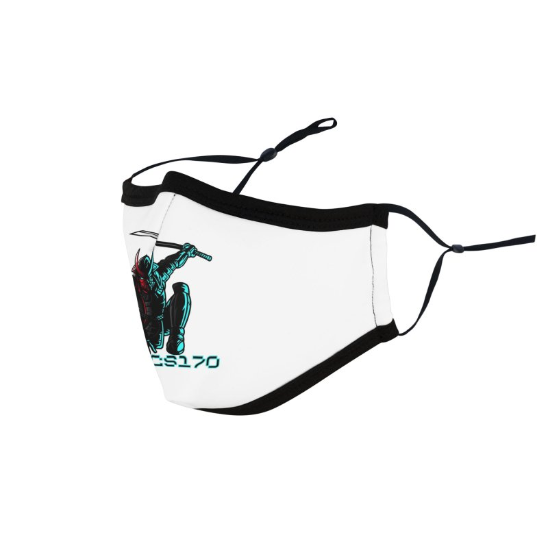 KoVacs170   Glow Accessories Face Mask by MELOGRAPHICS