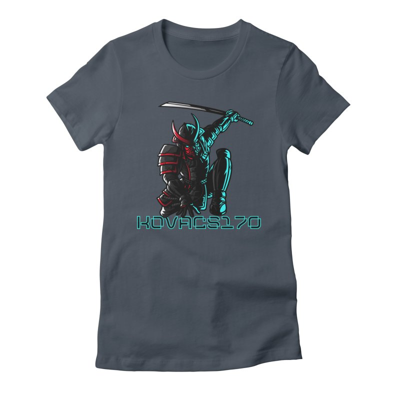 KoVacs170 | Glow Women's T-Shirt by MELOGRAPHICS