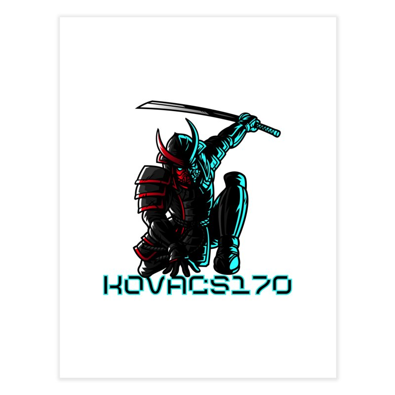 KoVacs170 | Glow Home Fine Art Print by MELOGRAPHICS