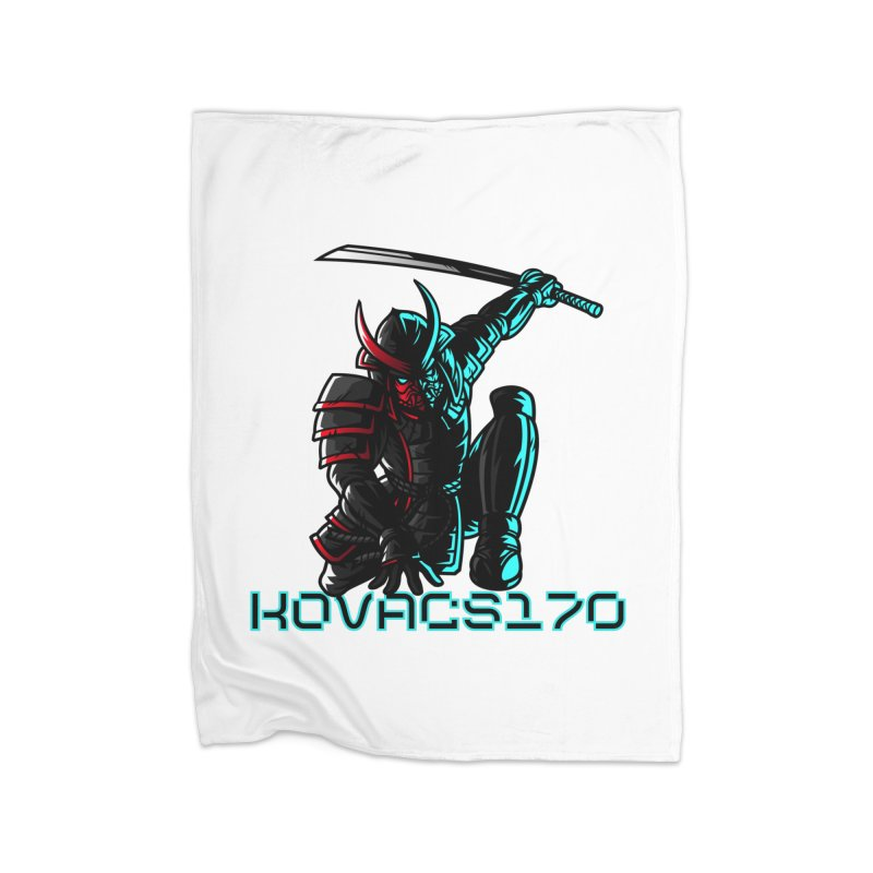 KoVacs170   Glow Home Blanket by MELOGRAPHICS