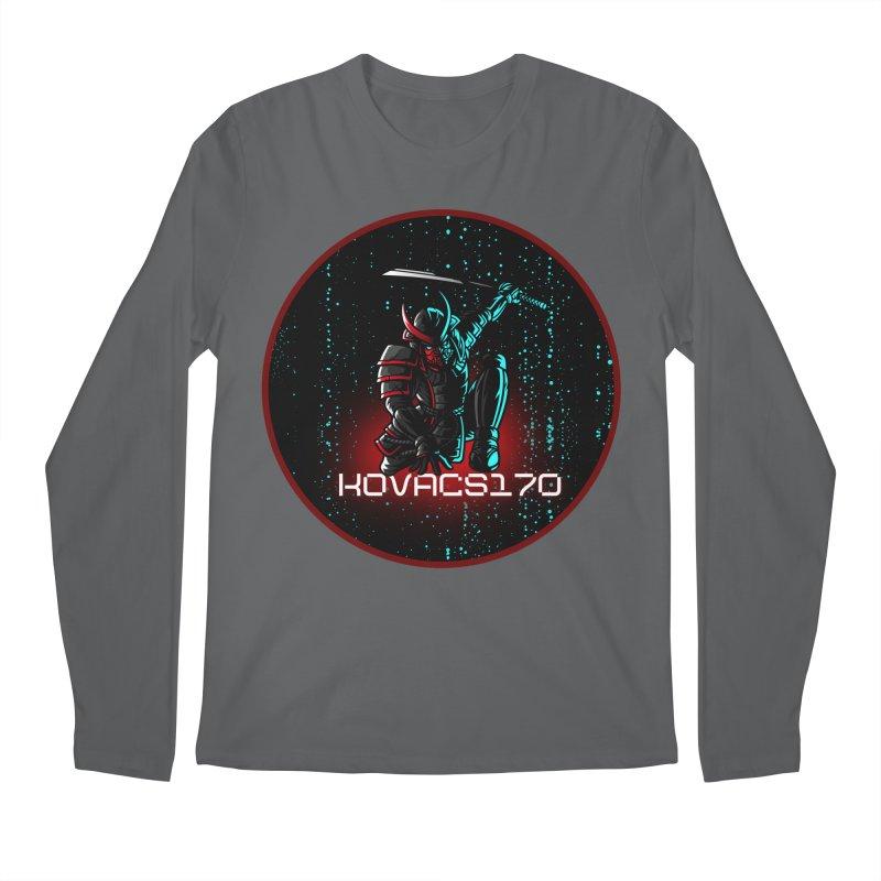 Kovacs170 | Inner Circle Men's Longsleeve T-Shirt by MELOGRAPHICS