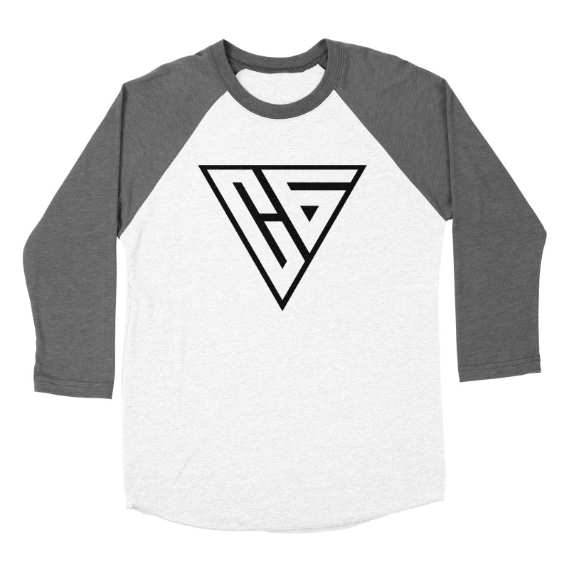 Carter Gaming | Icon Women's Longsleeve T-Shirt by MELOGRAPHICS