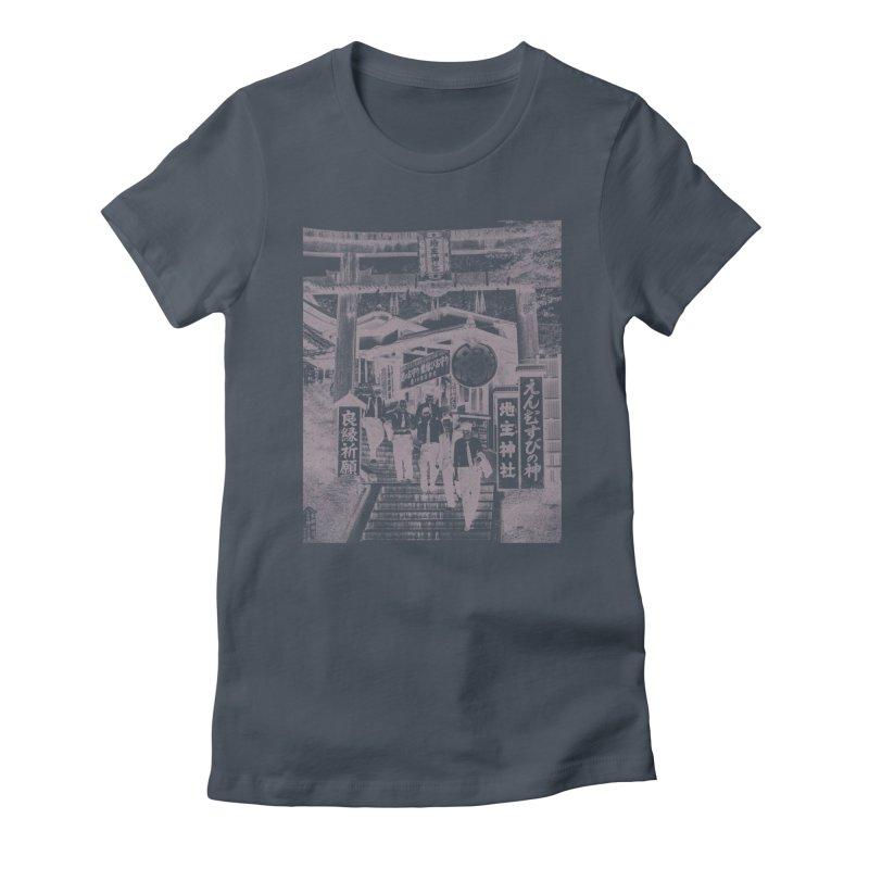 Kyoto No. 01 Women's T-Shirt by MPM Shop