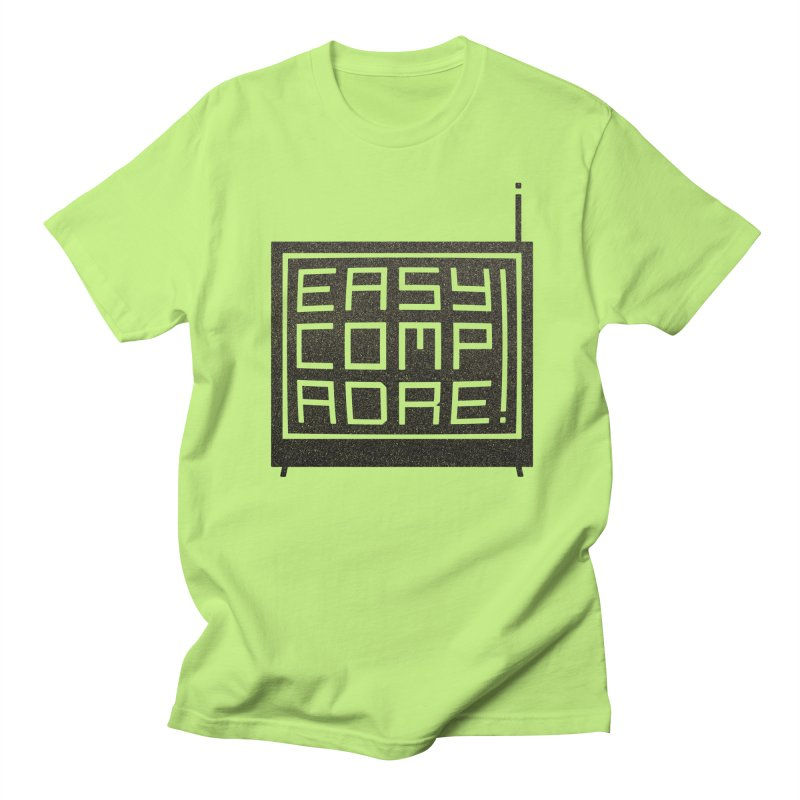 Easy Compadre 3 in Men's Regular T-Shirt Neon Green by MPM Shop