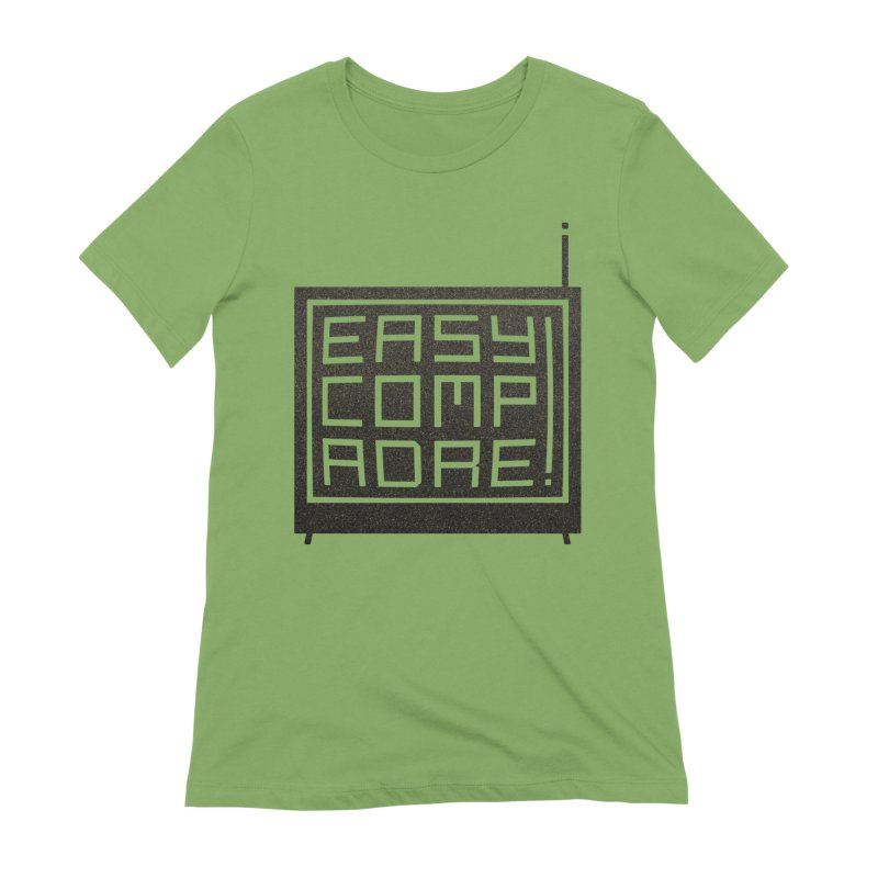 Easy Compadre 3 Women's T-Shirt by MPM Shop