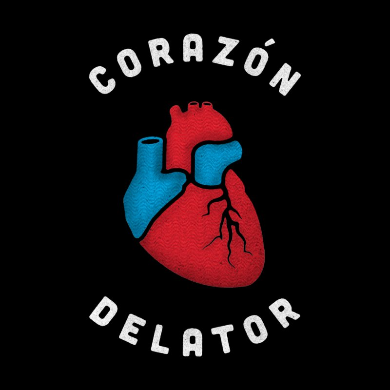 Corazon Delator V2 Men's Zip-Up Hoody by MPM Shop
