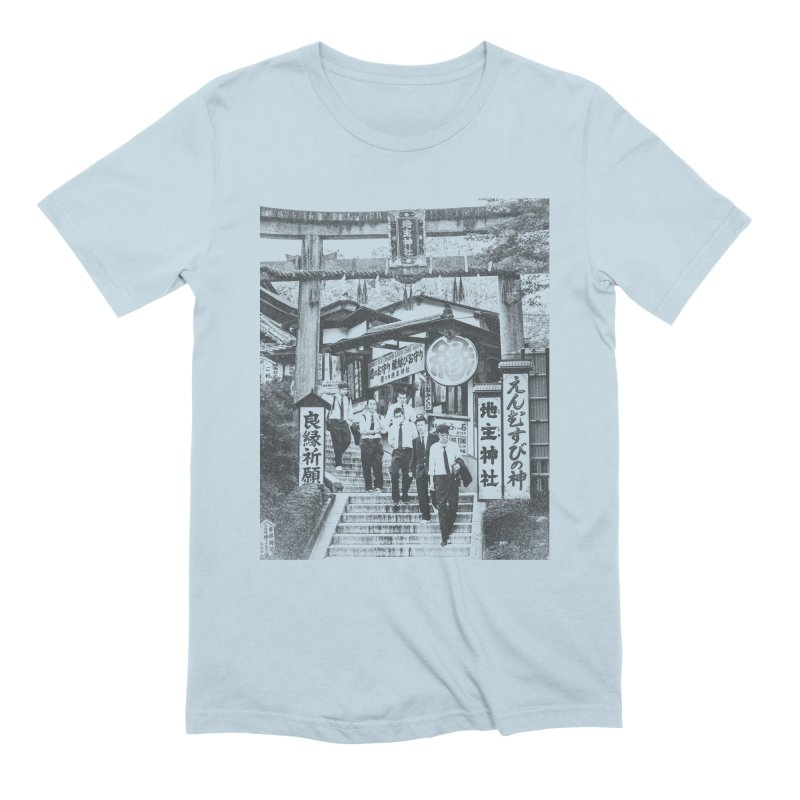 Feeling lucky in Kyoto Men's T-Shirt by MPM Shop