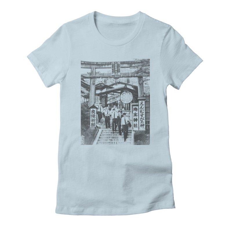 Feeling lucky in Kyoto Women's T-Shirt by MPM Shop