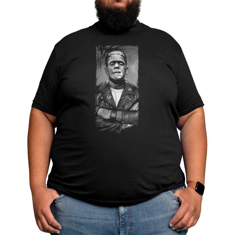 Mr. Frankenstein Men's T-Shirt by melvish's Artist Shop