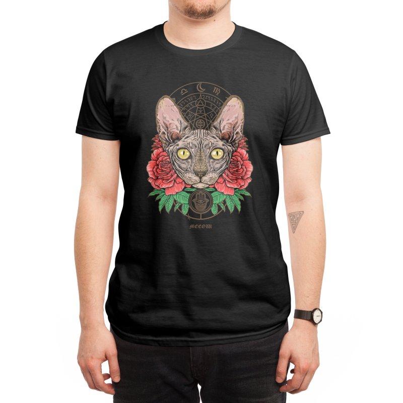 MEOW II Men's T-Shirt by melvish's Artist Shop