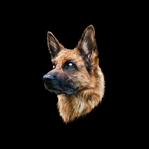 Design for GERMAN SHEPHERD