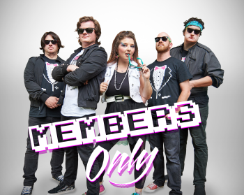 Members Only ATL Artist Shop Logo