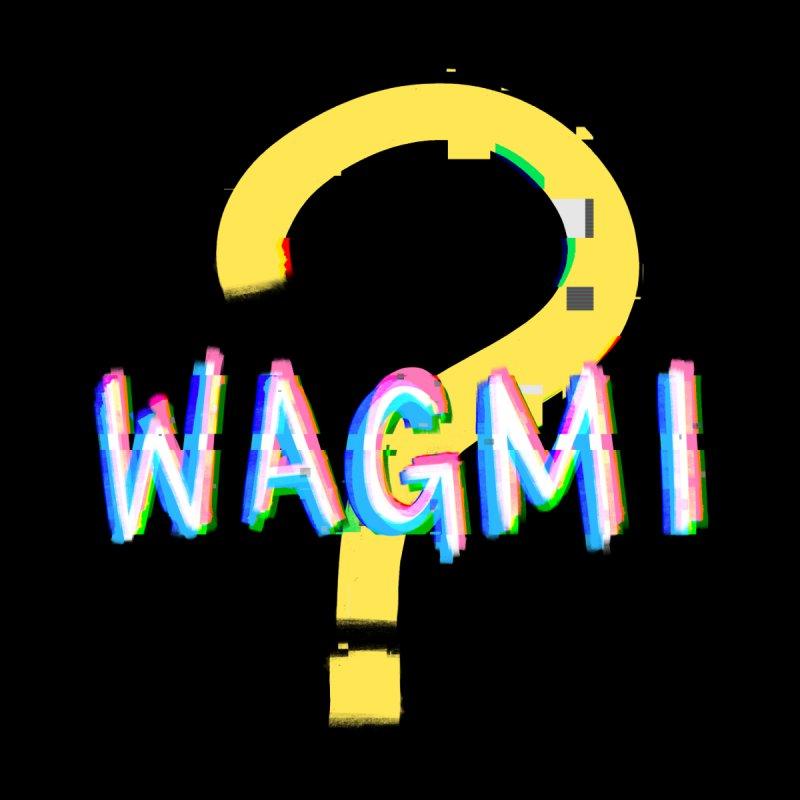 WAGMI? - NFTs Men's T-Shirt by Memento Mori Lab