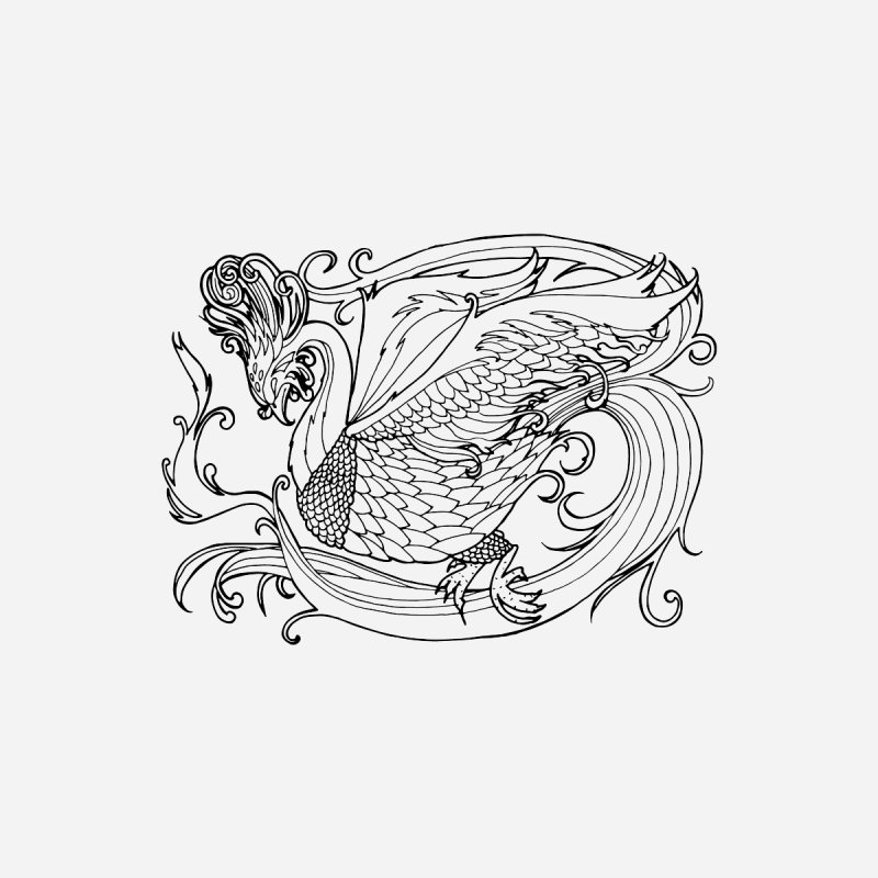 Simurgh by menabo's Artist Shop