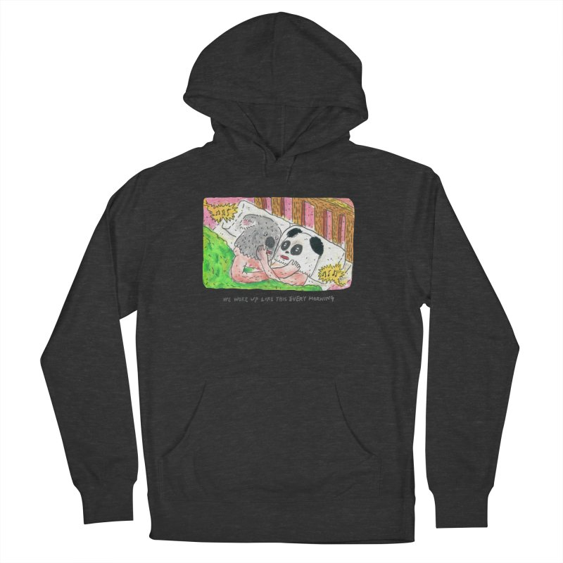 Cuddles Women's Pullover Hoody by mengolee's Artist Shop