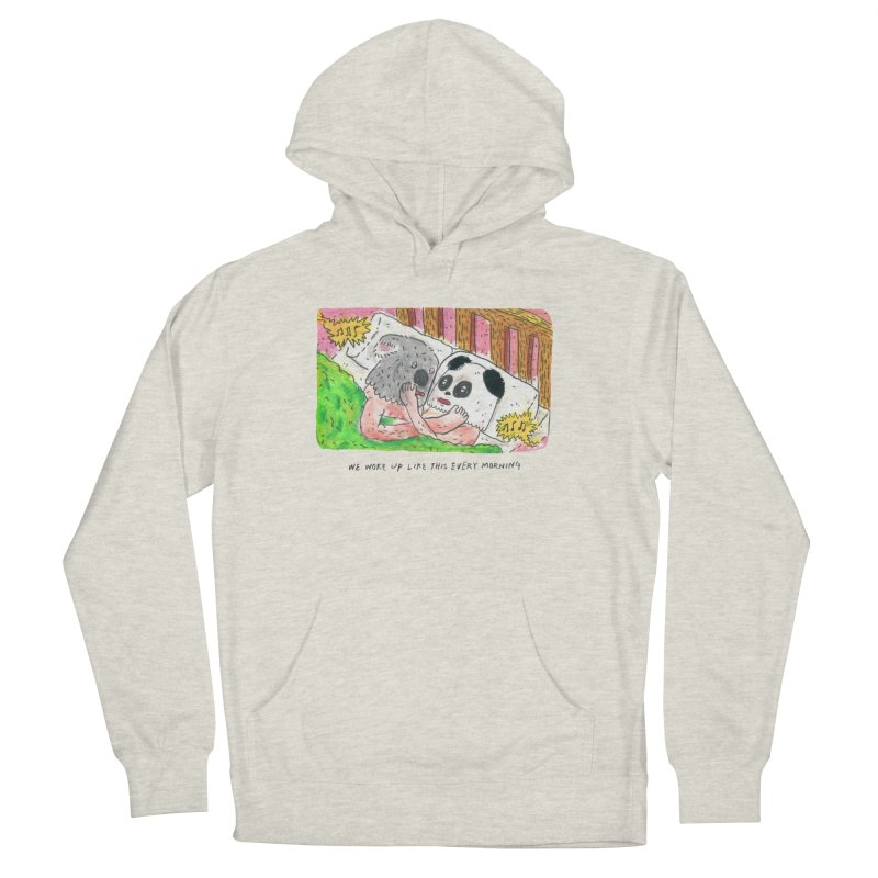 Cuddles Men's Pullover Hoody by mengolee's Artist Shop